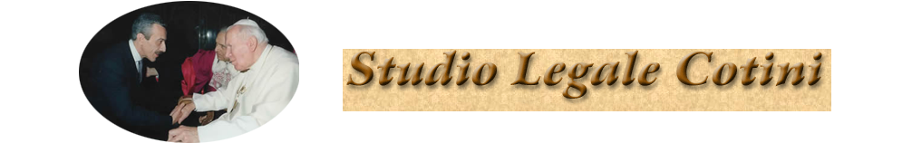 Studio Legale Cotini